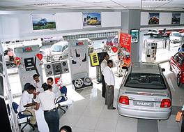 Maruti Suzuki Showroom In Thane West