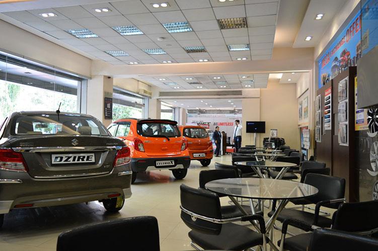 Suzuki Car Dealership >> Maruti Suzuki Arena Car Dealer In Thane Navnit Motors