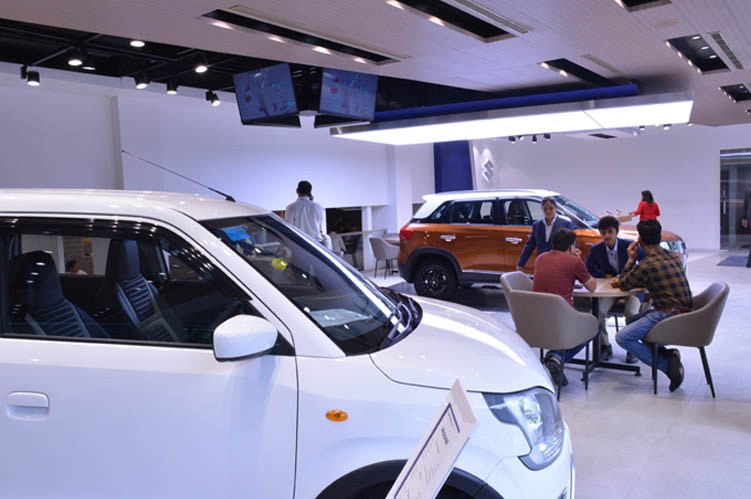 Maruti Suzuki Arena Car Dealer In Thane Navnit Motors